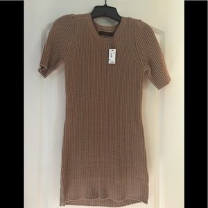 The Limited sweater dress. Size xs. New with tags.